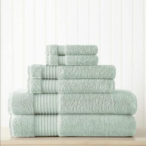 Modern Threads | 6 Piece Turkish Towel Set